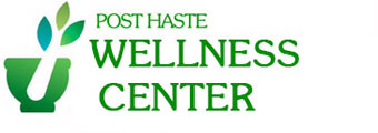 Post Haste Wellness Logo