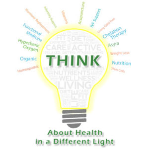 Think About Health in a Different Light